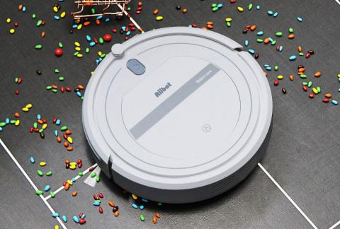 Robot aspirador AIIBOT
