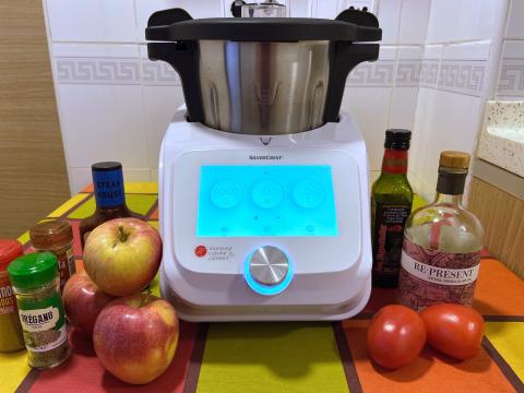 Monsieur Cuisine Connect Analisis Y Opinion Tecnologia