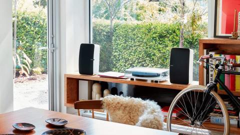 Altavoces de Sonos