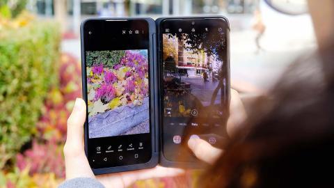 Análisis LG G8X