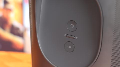 Botones entre WiFi y Bluetooth del Sonos Move