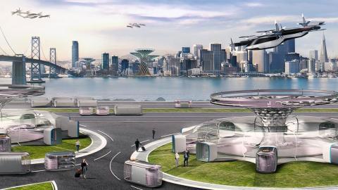 Ciudad de Futuro según Hyundai