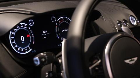 Cuadro de instrumentos Aston Martin DBX