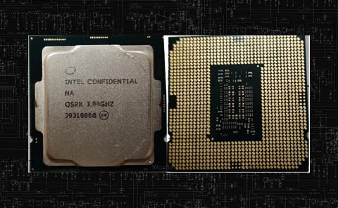 Intel Core Décima Generación