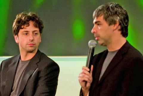 Fundadores de Google