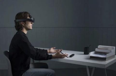 Gafas realidad aumentada Oppo