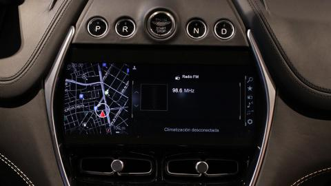 Interior Aston Martin DBX