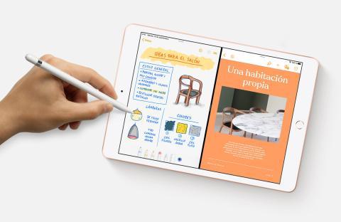 """iPad 10,2"""" con Apple Pencil"""
