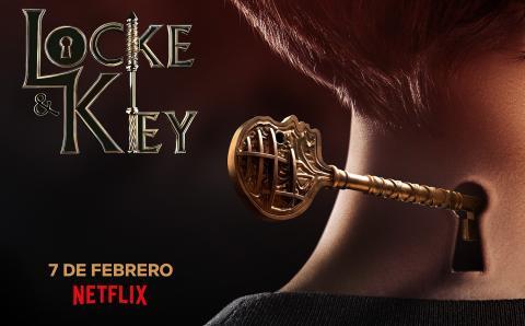 Locke & Key, serie de Netflix