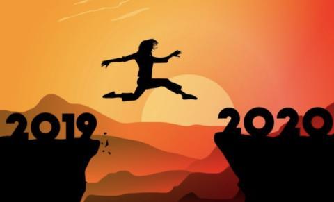 Mensajes divertidos felicitar año nuevo