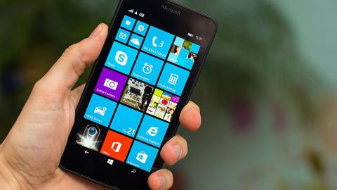 Microsoft Office Windows 10 Mobile