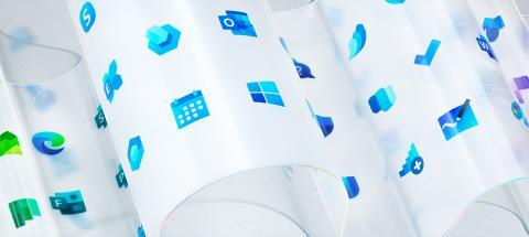 Nuevo logo Windows 10