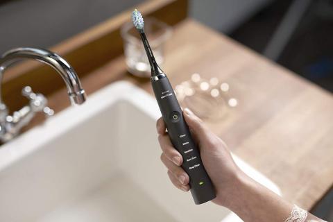Cepillo eléctrico Philips Sonicare DiamonClean