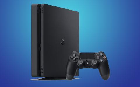 PlayStation 4 Slim con DualShock