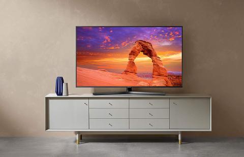 "Samsung UE55TU7095KXXC 55"" LED UltraHD 4K"