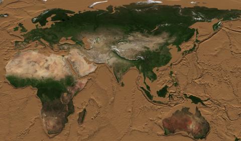 Tierra sin agua