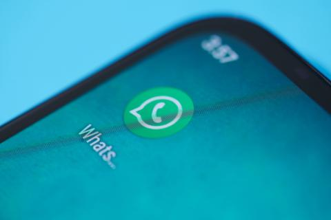 WhatsApp icono aplicación móvil