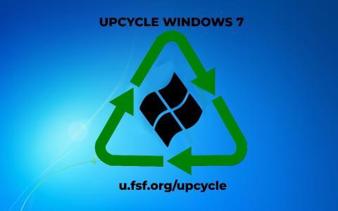 Reciclar Windows 7