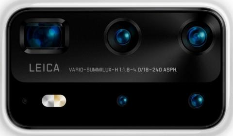 Huawei P40 Pro Premium camera