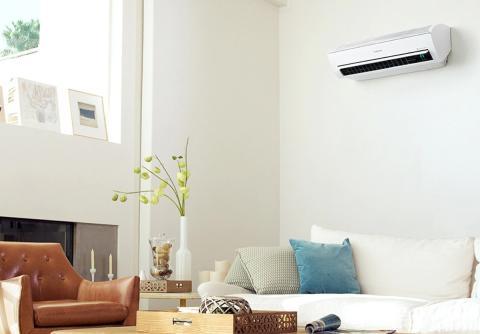 Climatizador Samsung Wind-Free