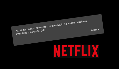 Error de la app de Netflix en las tablets Amazon Fire
