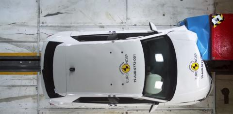 Euro NCAP coches más seguros del año