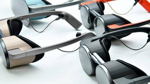 Gafas VR de Panasonic