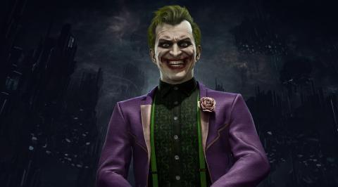 El Joker Mortal Kombat 11