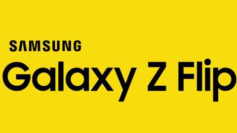 Logo Samsung Galaxy Z Flip