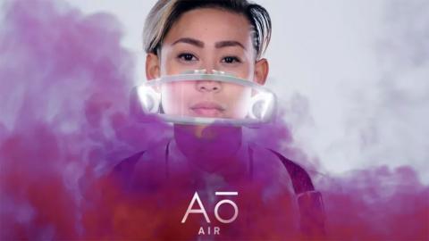 Máscara Atmos Faceware