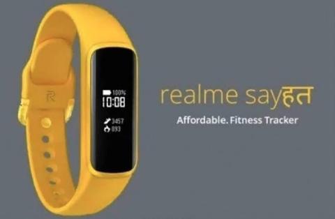 Realme, smartband