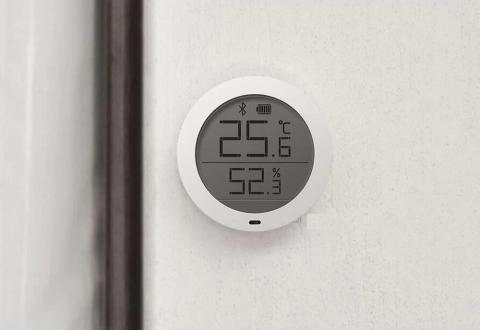 Sensor de temperatura de Xiaomi