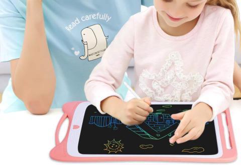 Tableta gráfica para niños AGPTEK 12 pulgadas