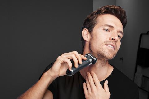 Afeitadora eléctrica Braun Series 9