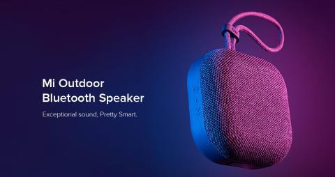 Altavoz Bluetooth Xiaomi  Mi Outdoor