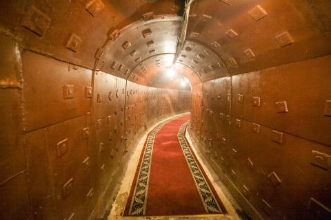 Bunker ruso