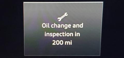 Cambio aceite coche eléctrico