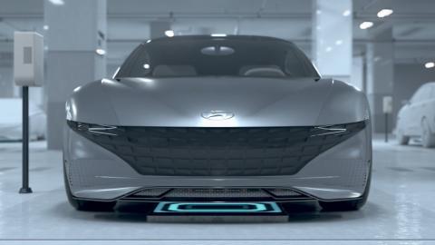 Coche eléctrico de Hyundai