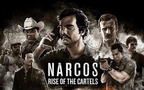 Juego de la serie Narcos