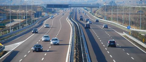 Autopista y autovía