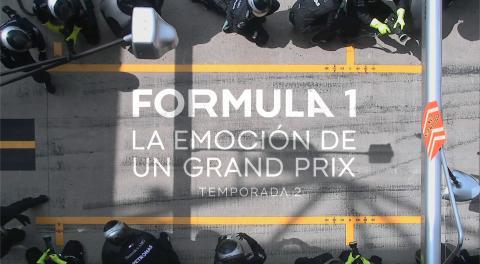 F1 La emoción del Grand Prix