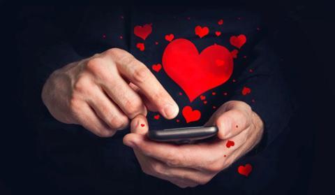 Felicitaciones y frases de amor de San Valentín 2020 para enviar por WhatsApp