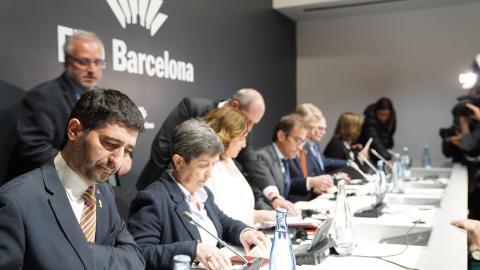 Fira Barcelona rueda de prensa