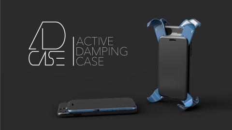 Funda para iPhone con airbag