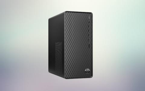 HP Desktop M01-F0012ns