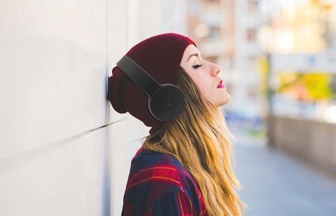 Ksix Auriculares Go&Play Travel