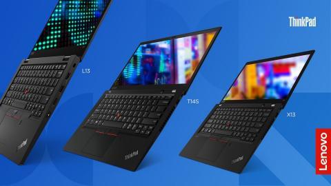 Portátiles Lenovo ThinkPad