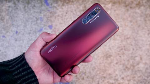 Presentación realme X50 Pro 5G