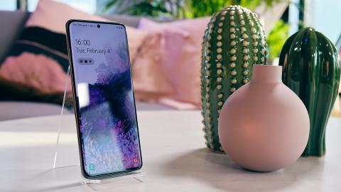 Samsung Galaxy S20 opinión