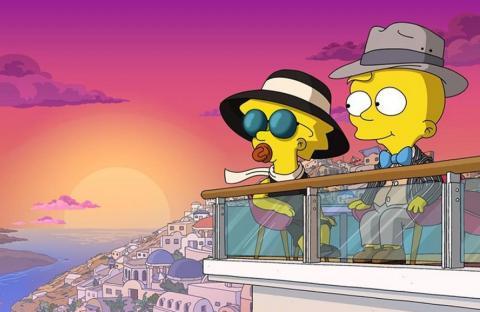 Corto cinematográfico de Los Simpson